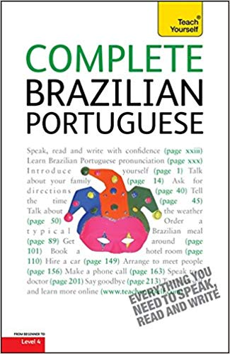 a great resource to learn Brazilian Portuguese