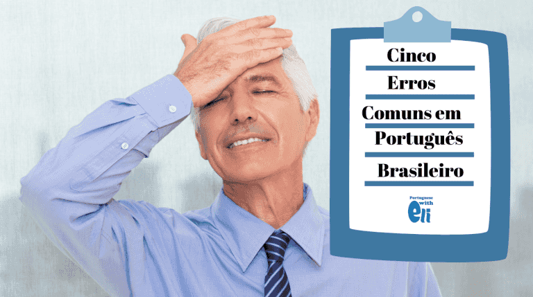 common portuguese mistakes
