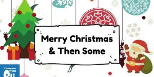 Merry Christmas in Brazilian Portuguese and Then Some