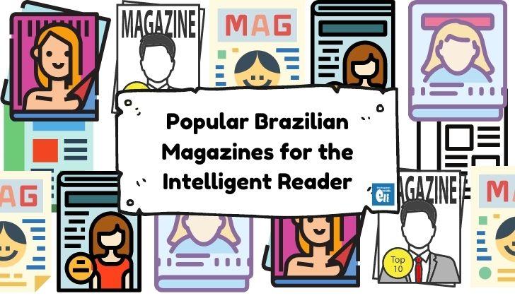 Popular Brazilian Magazines