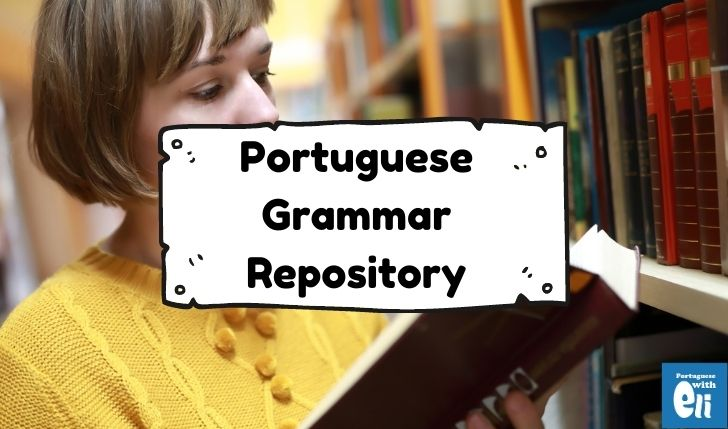 brazilian portuguese grammar repository