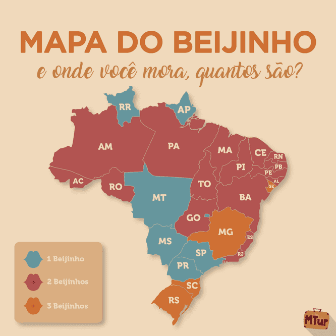brazil kissing culture map compressed