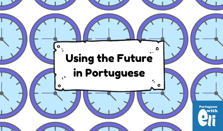 future tense portuguese