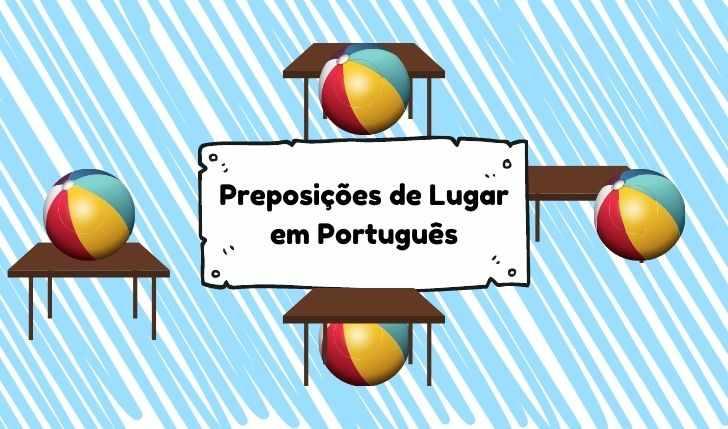 portuguese prepositions of place