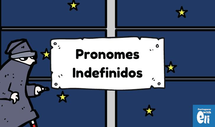 indefinite pronouns in portuguese