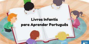 Brazilian Portuguese Children's Books to Start With