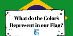 What do the Colors of the Brazilian Flag Represent?